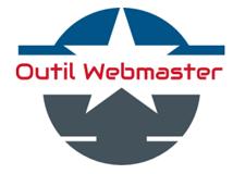 Outil Webmaster