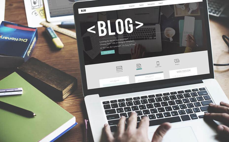 L'importance de créer un blog pour son E-commerce