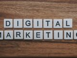 Mots digital marketing.