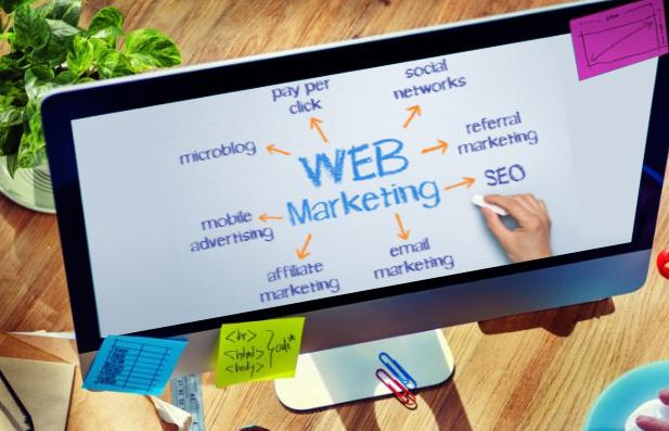 Existe-t-il un site web spécialement conçu pour le web marketing ?